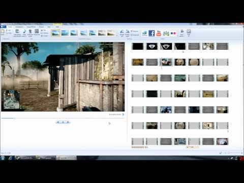 SOLUTION: Problems When Saving HD Videos in Windows Live Movie Maker [HD]