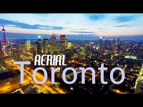 TORONTO like you've NEVER seen before - 4K - Intro