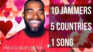 The Biggest Collab in Music Maker Jam History • Hakeem's Final Song • Live. Laugh. Love • Rap & Rock