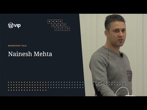Helios - The Sun's Headless Web Rendering Engine, Nainesh Mehta at VIP Workshop 2018