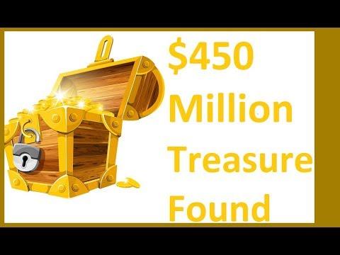 $450 Million Treasure Found - Mel Fisher Success Story