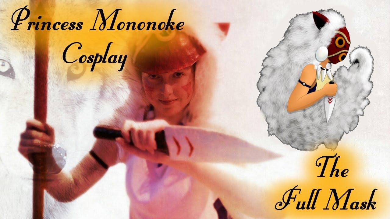 Diy Princess Mononoke Cosplay Weapons Spear Dagger Easy Youtube