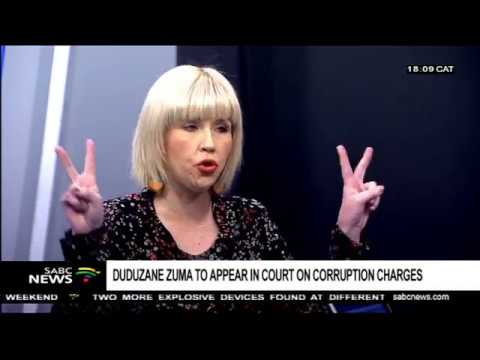 Download Karyn Maughan sheds light on Duduzane Zuma's court appearance