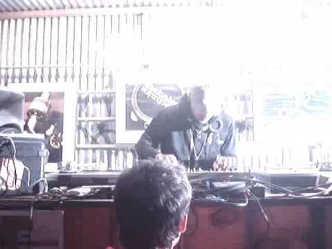 DJ Krush Live in LA @ Rehab