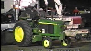 2003 Fayette County, IN (Connersville) Fair 15,000lb ALTERED FARM Stock Tractors.mpg