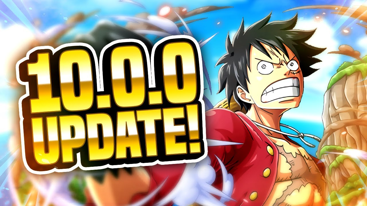 VER 10.0.0 ANNOUNCED!! Pirate Rumble! Super Types! (ONE PIECE Treasure Cruise)