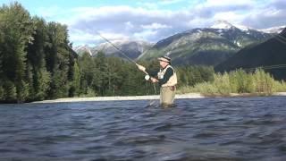 Dean River Chrome - Steelhead in BC