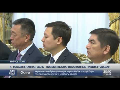 К.Токаев высказался относительно программы трехъязычия