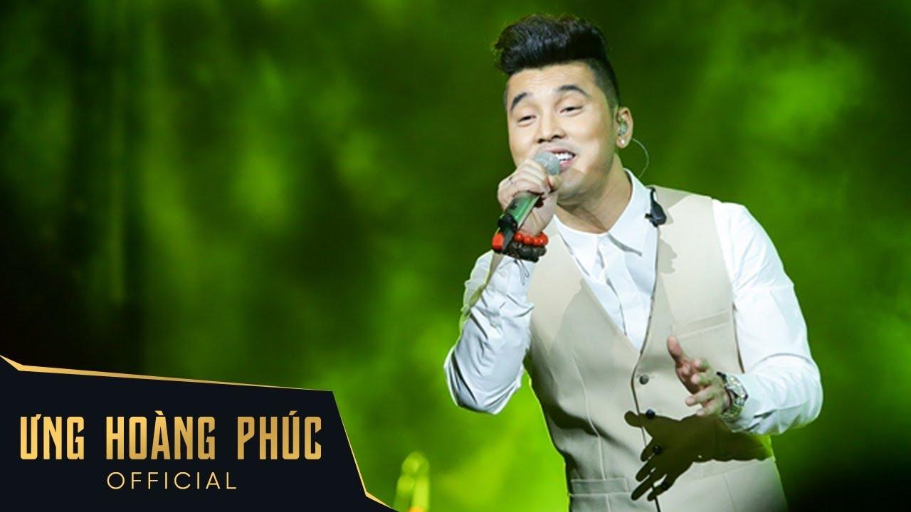 Tại Sao | Ưng Hoàng Phúc | Liveshow TÁI SINH Hà Nội