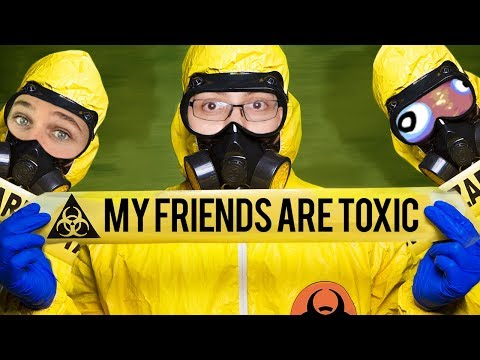 ALL MY FRIENDS ARE TOXIC! ft. Horsey, Mike9x, Kunis - Trick2G