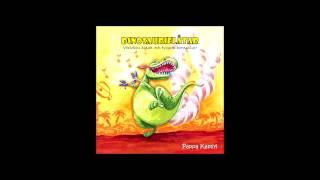 Handla kläder till en brontosaurus | DINOSAURIELÅTAR - musik om dinosaurier för barn |Pappa Kapsyl
