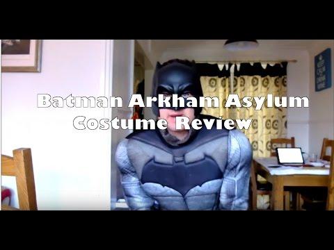 Batman Costume Review