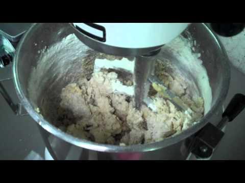 Creaming Method, Drop Cookies