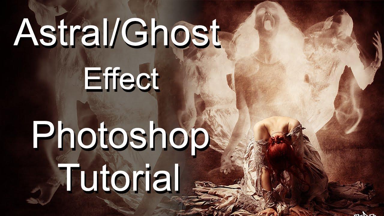 Photoshop cs6 tutorial ghost effect manipulation youtube baditri Images