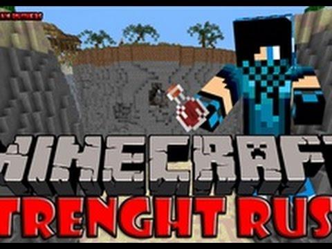 Minecraft Annihilation Strenght Rush #29