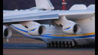 Antonov 225 Mriya the biggest plane in the world