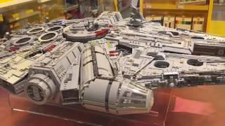 Магазин Лего в Америке! Самый Большой ЛЕГО Набор в Мире!!!