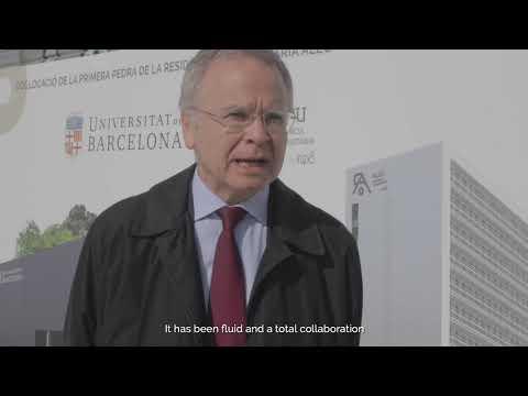 Opinión Rector UB (Sub EN) - Residència Universitària Aleu | Nexo Residencias