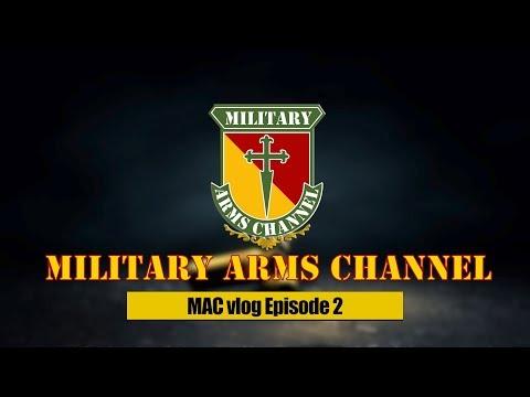 MAC vlog Episode 2