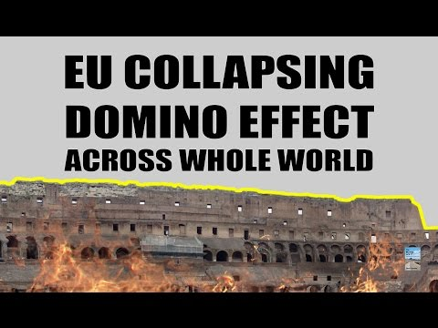 DEFLATION Will Bring Capital Controls in Desperate Attempt to Save EU!