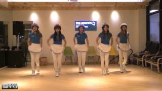 Crayon Pop- Dancing Queen + Bing Bing + Bar Bar Bar Mirrored Dance Practice