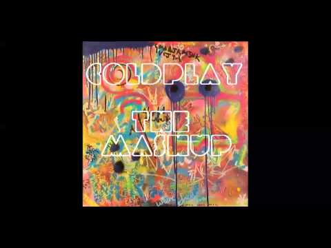Coldplay Feat. Eminem - Back To The Start (Mashup Album Fan Art 2013)