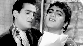 Mehmood, Shammi Kapoor, Best Comedy Scenes, Dil Te