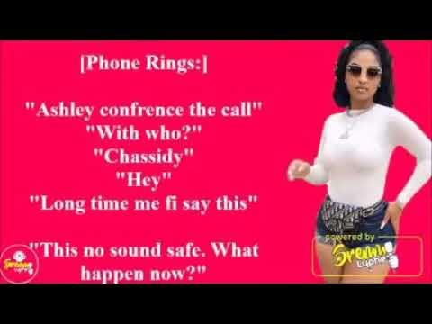 Download Shenseea~ Side Chick Song Lyrics