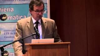 """Conferencia """"Los topógrafos y la coordinación del Catastro y el Registro de la Propiedad"""""""