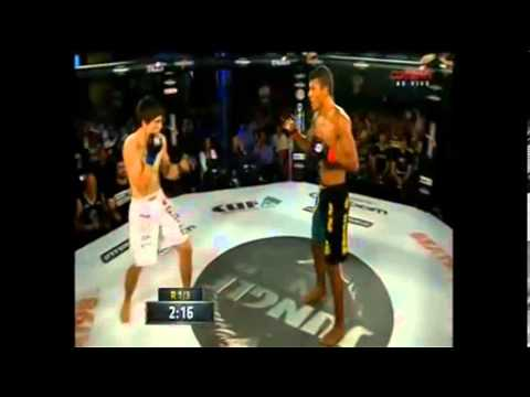 Rodolfo Rodrigues vs Luiz Dos Santos - Jungle fight 66