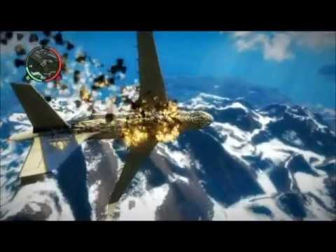 Just Cause 2: some more crashes, glitches and funny stuff |