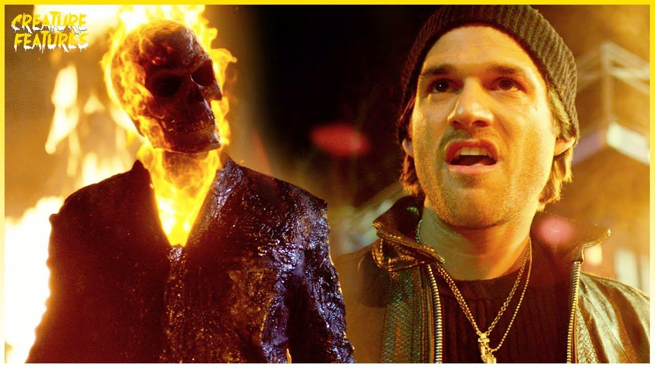 Download Ghost Rider Causes Mayhem | Ghost Rider: Spirit Of Vengeance | Creature Features