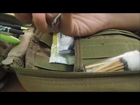 EDC travel kit