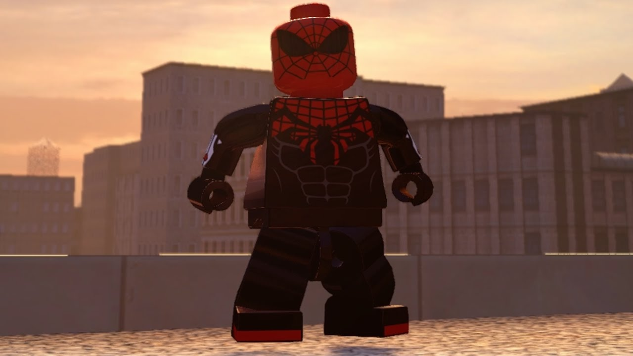 Aninimal Book: LEGO Marvel's Avengers - Superior Spider-Man (MOD) - YouTube