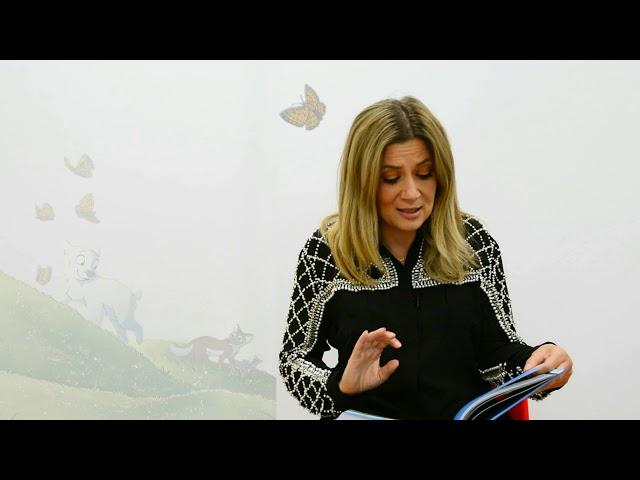 KinetoBebe - Citim impreuna povesti - Amalia Enache, povestitor