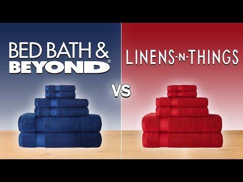Bed Bath & Beyond vs. Linens 'n Things