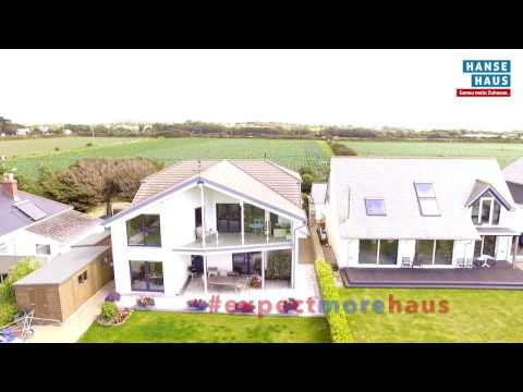 Aerial View of Cornwall Hanse Haus