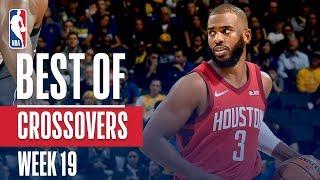 NBA's Best Crossovers | Week 19