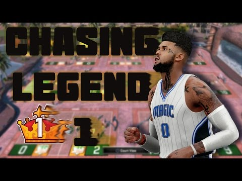 NBA 2K16 My Park - Chasing Legend 1 Stream #16 with JReign