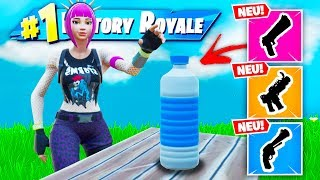 FLIP BOTTLE POUR LOOT à Fortnite