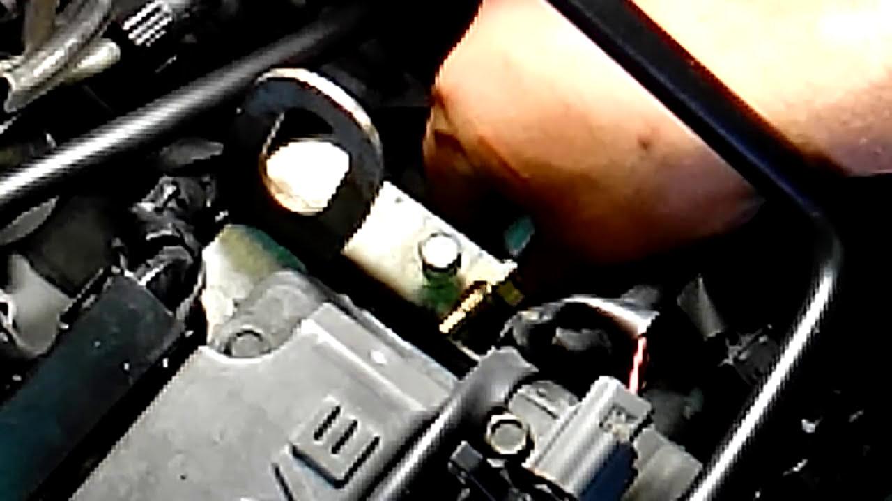 2001 Mazda 323 P0117 Falla En El Circuito De Temperatura