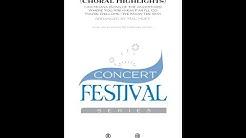 Moana (Choral Highlights) (SATB Choir) - Arranged by Mac Huff
