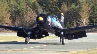 jim tobul s f4u 4 corsair without announcers or music monroe n c 11 8 13