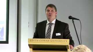 Exercise as Medicine for the Prevention and Management of Chronic Disease: Professor Rob Newton, ECU