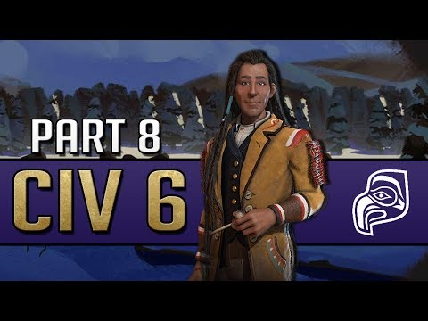 TAKING CARE OF BUSINESS -  Let's Play Civilization 6: Rise and Fall - Cree / Part 8