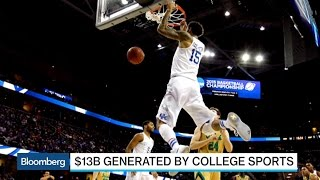 Inside the Debate Over College Athlete Pay