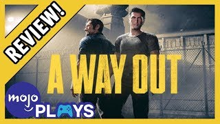 A Way Out - Video Review!