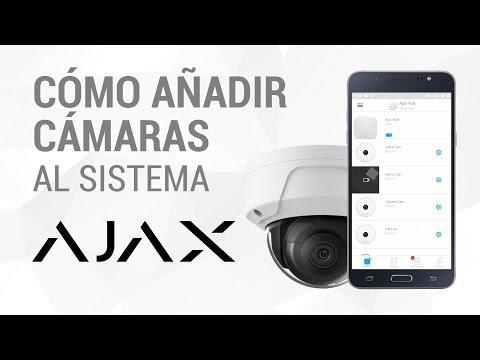 Cómo Añadir Cámaras al Sistema AJAX   Tutorial Español thumbnail