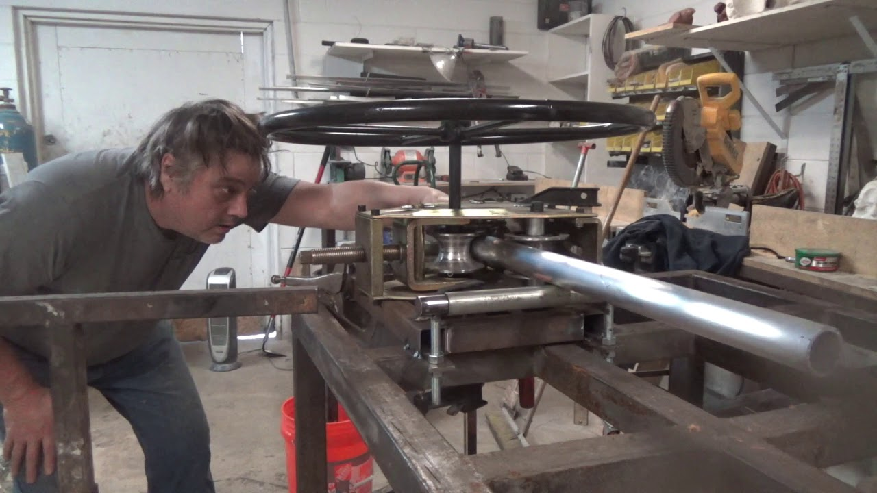 Properly Modify Your Harbor Freight Tubing Roller