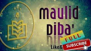 Download Maulid Diba'  full  AlKhidmah